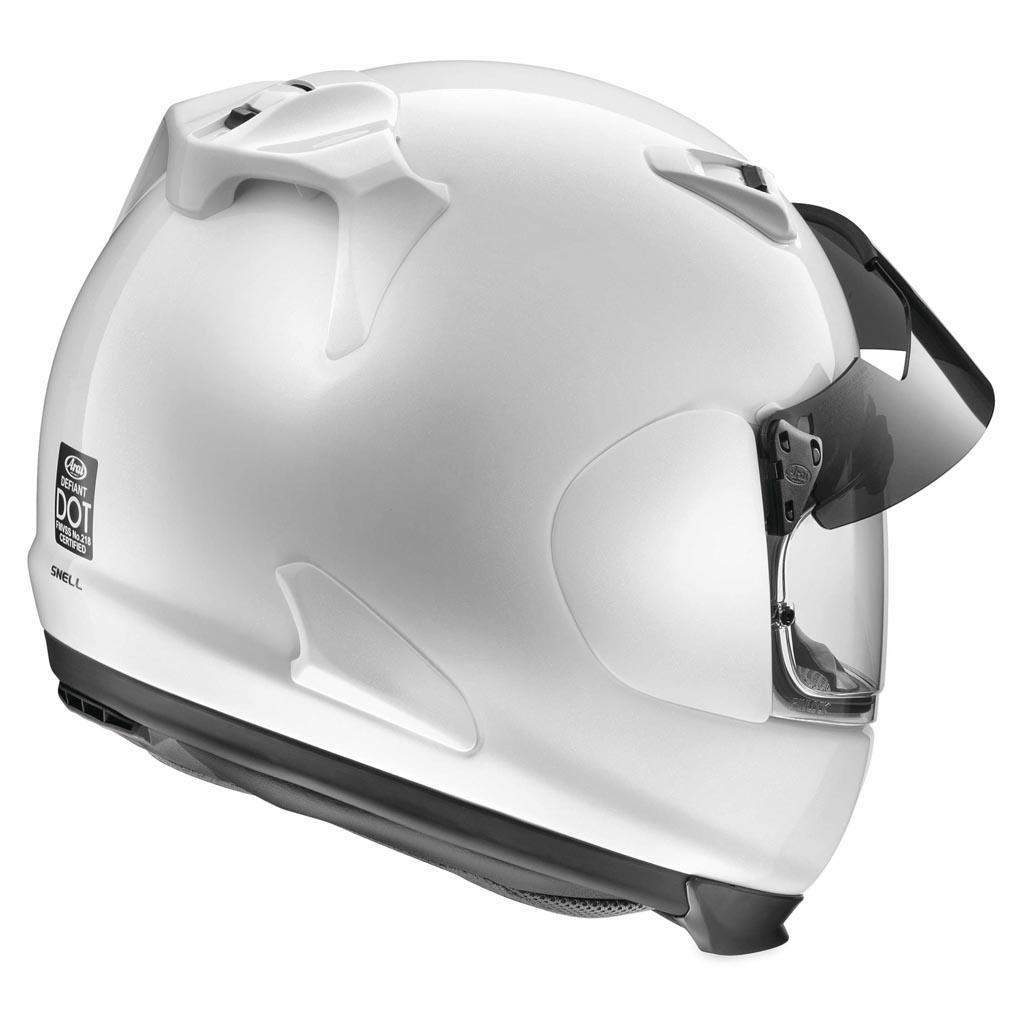 Defiant Pro Cruise Solid Helmet Richmond Honda House