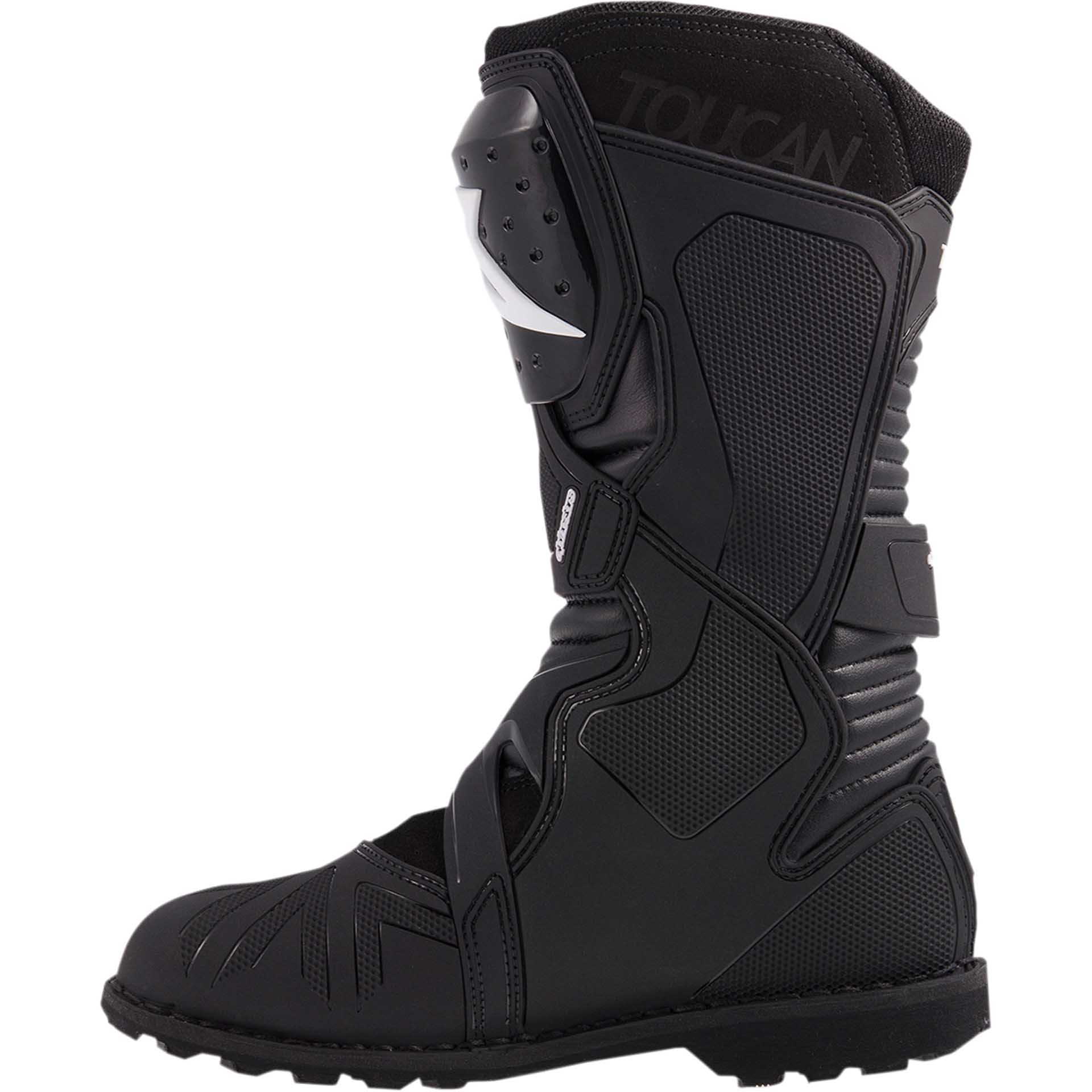 7 BLACK Firstgear Womens Zenster Boots