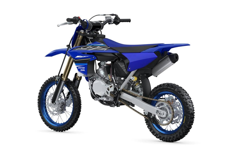 YZ 250 F 2021: Cross: Motocikli: YAMAHA SIBEG